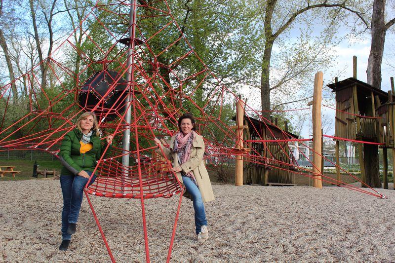 Klettergerüst Mit Seilen : Neue attraktion in der garten tulln nÖ familienland